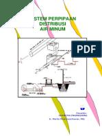 Sistem Perpipaan Distribusi Air Minum Ekamitra Engineering