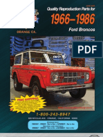 66-86 Ford Bronco Cat