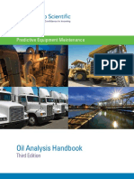 Oil Analysis Handbook Third Edition