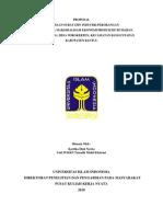 Contoh Proposal an Dana Untuk KKN