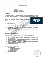 DISCIPLINA_ Processos Grupais
