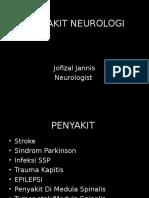 PENYAKIT NEUROLOGI