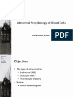Week 2_Abnormal Morphology of Blood Cells Week 2 HIS 15042013(3)