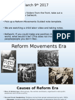 reform movements added pics