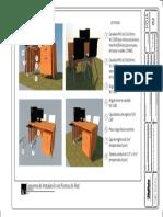 01- Esquema de Instalación Puntos de red en escritorios