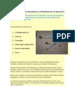 SOLUCION CUANDO SE MUEVE EL PORTABIDON DE TU BICICLETA.docx