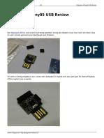 __Digispark ATtiny85 USB Review