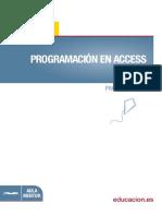 Manual Programacion Access