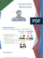 Generación Millennials