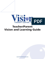 Teacher Parent Vision and Learning Guide 6-21-20102