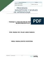 214440444 Evaluacion de Procesos Neurolinguisticos