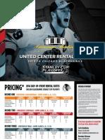2014 Blackhawks NHL Playoff Rental Suite Information