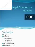 Centrifugal Compressor Training