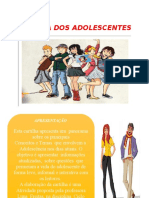 Cartilha Dos Adolescentes