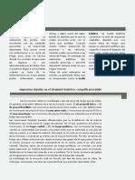 Fundamentos Del Micro Estudio de Los Elementos Balísticos (II)