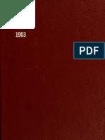 (1903) Handbook of the Amateur Athletic Union
