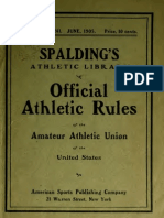 (1905) Handbook of the Amateur Athletic Union