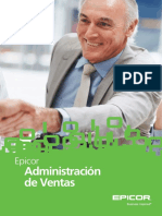 Epicor ERP Sales Management Suite BR SP