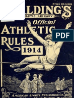 (1914) Handbook of the Amateur Athletic Union