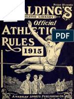 (1915) Handbook of the Amateur Athletic Union