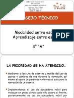 Proyecto Preescolar 3° A