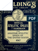 (1917) Handbook of the Amateur Athletic Union