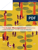 2014 Lean Management Enterprise Compendium With Links