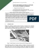 Analysis of Door-type Modular Steel Scaffolds Based on a Novel Numerical Method - Vol12no3_6