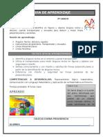 Guia APA de Matematicas Unidad 2 (3er Grado)