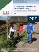 El Consumo Minimo Energia Electrica