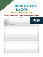 (1994) La Tribu de los Lagos.doc