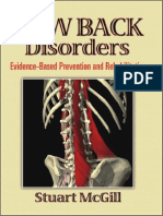 Low Back Disorders - Evidence-Based Prevention and Rehabilitation - S. McGill (2002) WW