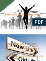 Serviciile Si Calitatea Vietii
