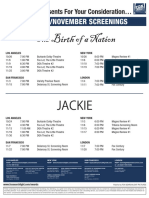 Fox Searchlight Presents… For Your Consideration 2016 (Jackie:Birth Of A Nation).pdf