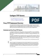 Configure Tftp Servers