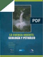 La Cuenca Oriente_Geología y Petróleo