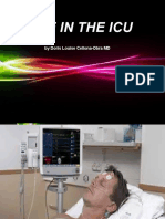 Lecture I Life in the Icu