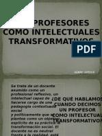 profesores transformativos
