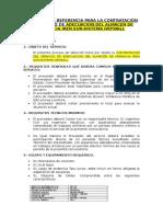 Términos de Referencia Para La Contratación de Servicio de Adecuacion1