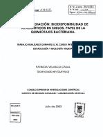 Biorremediación. Biodisponibilidad de xenobióticos en suelos..pdf