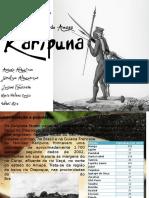 ÍNDIOS KARIPUNAS - AMAPÁ