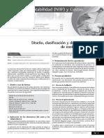 Diseño, Clasificación y Determinación