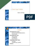 Fuzzy Toolbox Presentation