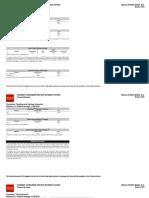 WF Rate Sheet