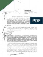 STC Exp. N° 00191-2013-PA/TC