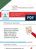 ASPECTOS GENERALES SOBRE LA IDENTIDAD DIGITAL (ID)
