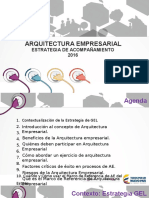 Webinar Arquitectura
