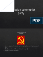 Indonesian Communist Party