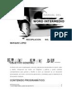 Manual Word Intermedio Dif