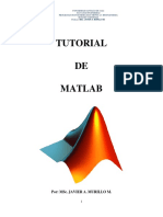 Tutorial 1 de Matlab
